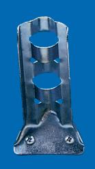 "1/2"" Gold Stamped Steel Flagpole Bracket (SSB-12)"