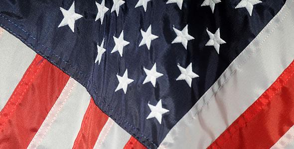 "16"" x 24"" Endura-Nylon U.S. Outdoor Flag"