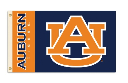 Auburn Tigers | 3 Ft. X 5 Ft. Flag W/Grommets