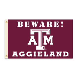 Texas A&M Aggies | 3 Ft. X 5 Ft. Flag W/Grommets – Country