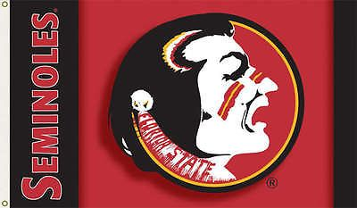 Florida State Seminoles | 2-Sided 3 Ft. X 5 Ft. Flag W/Grommets