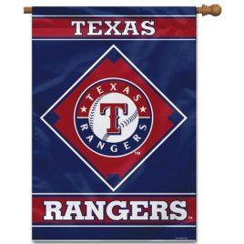 Texas Rangers | House Banner 28″ x 40″