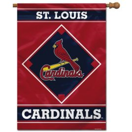 St. Louis Cardinals | House Banner 28″ x 40″