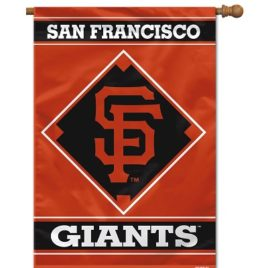 San Francisco Giants | House Banner 28″ x 40″