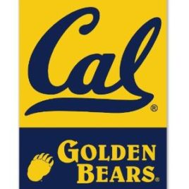 Cal Berkeley Golden Bears | 2-Sided 28″ X 40″ Banner W/ Pole Sleeve