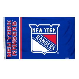 New York Rangers | 3 Ft. X 5 Ft. Flag W/Grommetts