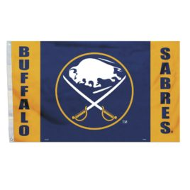Buffalo Sabres | 3 Ft. X 5 Ft. Flag W/Grommetts