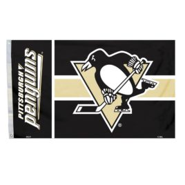 Pittsburgh Penguins | 3 Ft. X 5 Ft. Flag W/Grommetts