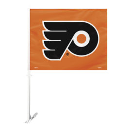 Philadelphia Flyers | Car Flag W/Wall Bracket