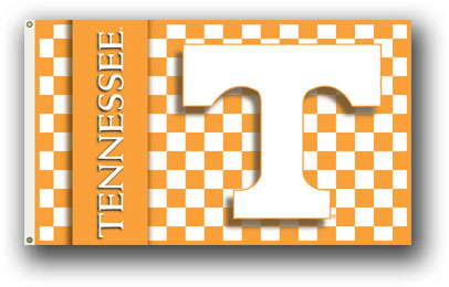 Tennessee Volunteers | 2-Sided 3 Ft. X 5 Ft. Flag W/Grommets