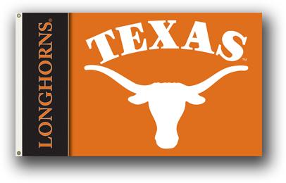 Texas Longhorns | 2-Sided 3 Ft. X 5 Ft. Flag W/Grommets