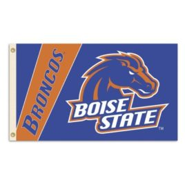 Boise State Broncos | 2-Sided 3 Ft. X 5 Ft. Flag W/Grommets