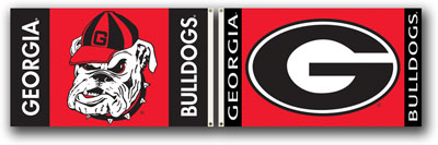 Georgia Bulldogs | 2-Sided 3 Ft. X 5 Ft. Flag W/Grommets