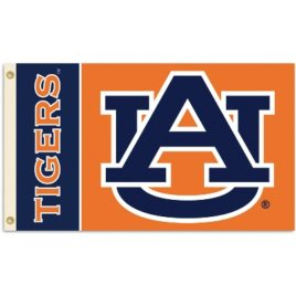 Auburn Tigers | 2-Sided 3 Ft. X 5 Ft. Flag W/Grommets