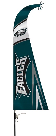Philadelphia Eagles | Feather Flag
