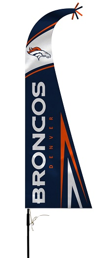 Denver Broncos | Feather Flag