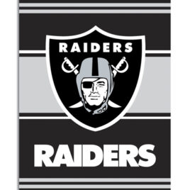 Oakland Raiders | 2-Sided 28 X 40 House Banner