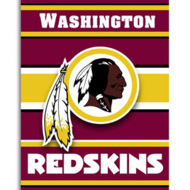 Washington Redskins | 2-Sided 28 X 40 House Banner