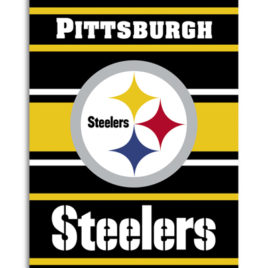 Pittsburgh Steelers | 2-Sided 28 X 40 House Banner