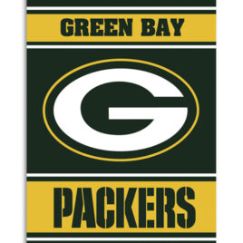 Green Bay Packers | 2-Sided 28 X 40 House Banner