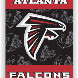 Atlanta Falcons | 2-Sided 28 X 40 House Banner