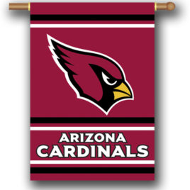Arizona Cardinals | 2-Sided 28 X 40 House Banner