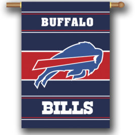 Buffalo Bills | 2-Sided 28 X 40 House Banner