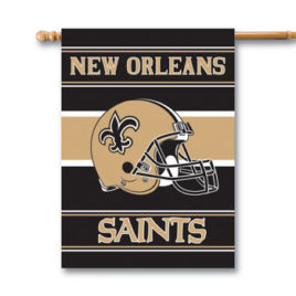 New Orleans Saints | 2-Sided 28 X 40 House Banner