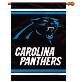 Carolina Panthers | 2-Sided 28 X 40 House Banner