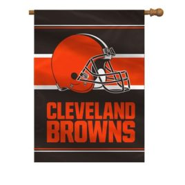 Cleveland Browns | 2-Sided 28 X 40 House Banner