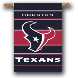 Houston Texans | 2-Sided 28 X 40 House Banner