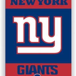 New York Giants | 2-Sided 28 X 40 House Banner