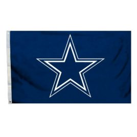 Dallas Cowboys | 3 Ft. X 5 Ft. Flag W/Grommetts
