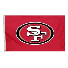 San Francisco 49Ers | 3 Ft. X 5 Ft. Flag W/Grommetts