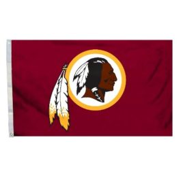 Washington Redskins | 3 Ft. X 5 Ft. Flag W/Grommetts
