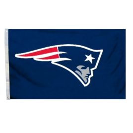 New England Patriots | 3 Ft. X 5 Ft. Flag W/Grommetts