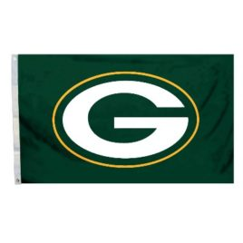 Green Bay Packers | 3 Ft. X 5 Ft. Flag W/Grommetts