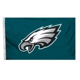 Philadelphia Eagles | 3 Ft. X 5 Ft. Flag W/Grommetts