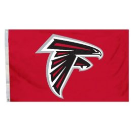 Atlanta Falcons | 3 Ft. X 5 Ft. Flag W/Grommetts