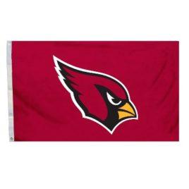 Arizona Cardinals | 3 Ft. X 5 Ft. Flag W/Grommetts