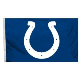 Indianapolis Colts | 3 Ft. X 5 Ft. Flag W/Grommetts