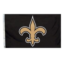 New Orleans Saints | 3 Ft. X 5 Ft. Flag W/Grommetts
