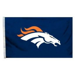Denver Broncos | 3 Ft. X 5 Ft. Flag W/Grommetts