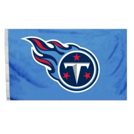 Tennessee Titans | 3 Ft. X 5 Ft. Flag W/Grommetts