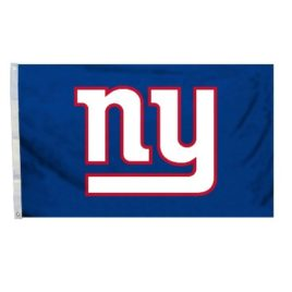 New York Giants | 3 Ft. X 5 Ft. Flag W/Grommetts