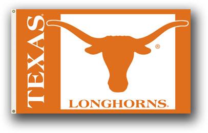 Texas Longhorns | 3 Ft. X 5 Ft. Flag W/Grommets