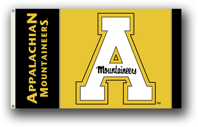 Appalachian State | 3 Ft. X 5 Ft. Flag W/Grommets