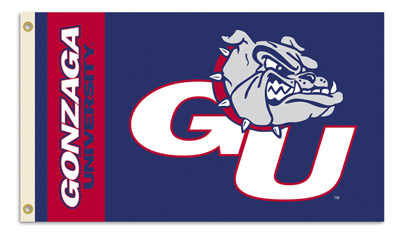 Gonzaga Bulldogs | 3 Ft. X 5 Ft. Flag W/Grommets