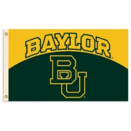 Baylor Bears | 3 Ft. X 5 Ft. Flag W/Grommets
