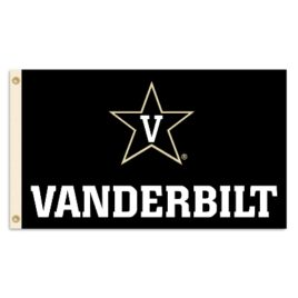 Vanderbilt Commodores | 3 Ft. X 5 Ft. Flag W/Grommets